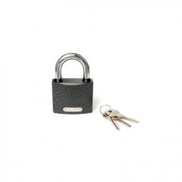 Замок навесной Apecs PD-01-32 цилиндр, англ.ключ, 51х32мм