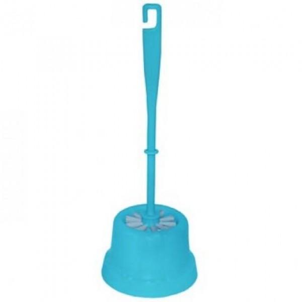 Ершик для унитаза (голубой)