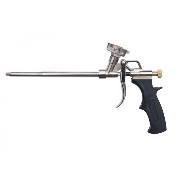 """Пистолет для пены """"Fomeron Skill"""" пластик с мет.резьбой"""