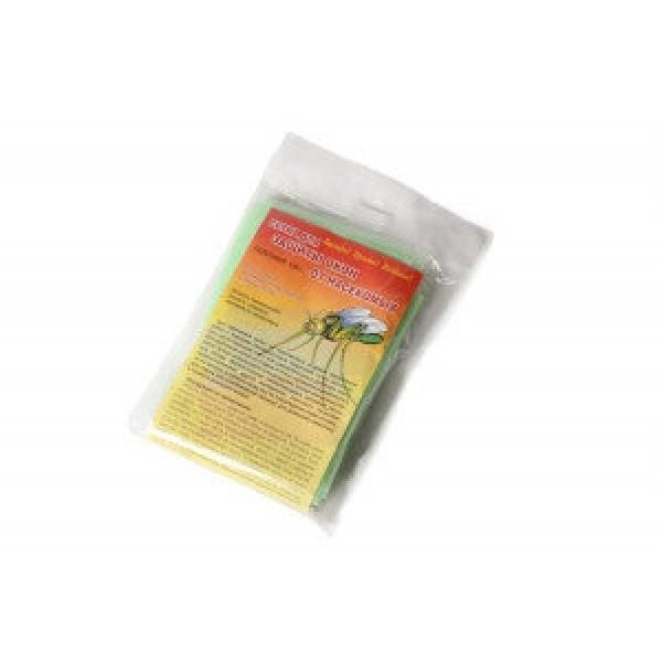 Сетка москитная 1х2м от насекомых для защиты окон и дверей