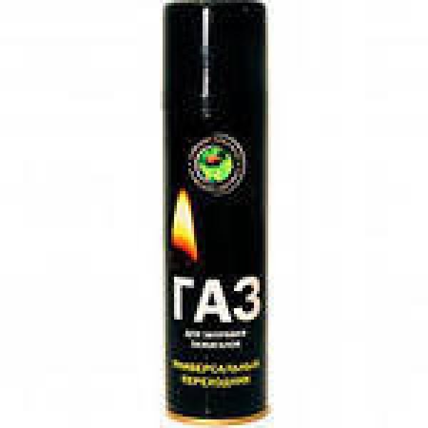 Газ для заправки зажигалок (continent comfort) 210см3 (145мл)  (45-144)  1/24