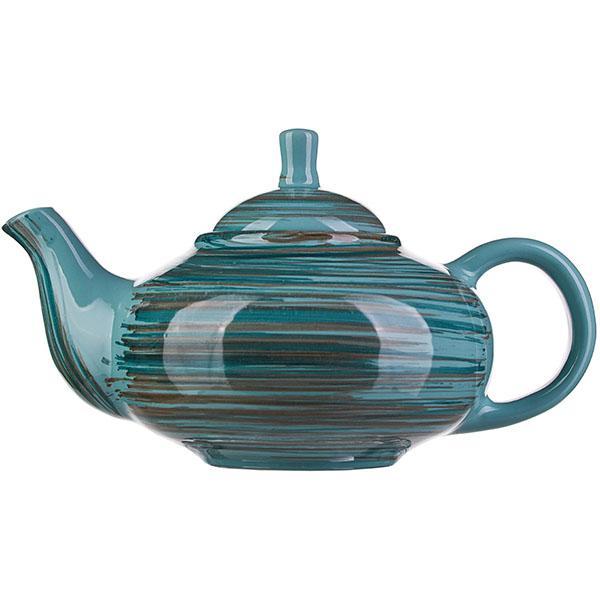 Чайник 0,7л Кроха средний скандинавия керамика 101287