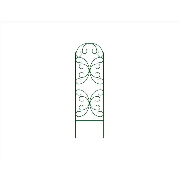 Подставка п.ц настенная двойная косички с элементами шпалеры
