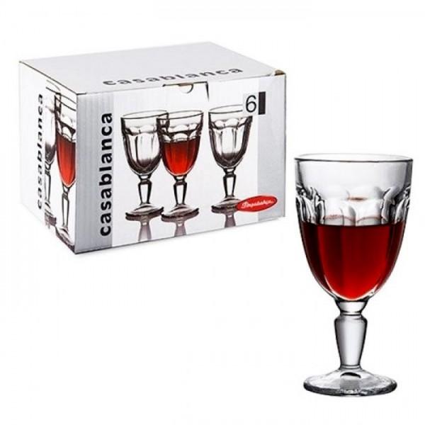 Фужер Касабланка для красного вина 235мл 51258/1б