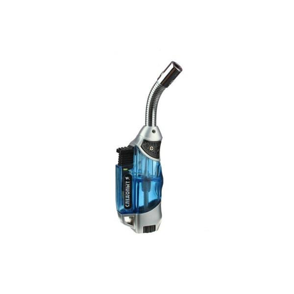 Горелка газовая - мини, унив.СЛЕДОПЫТ-GTP-R03 с возможностью перезаправки