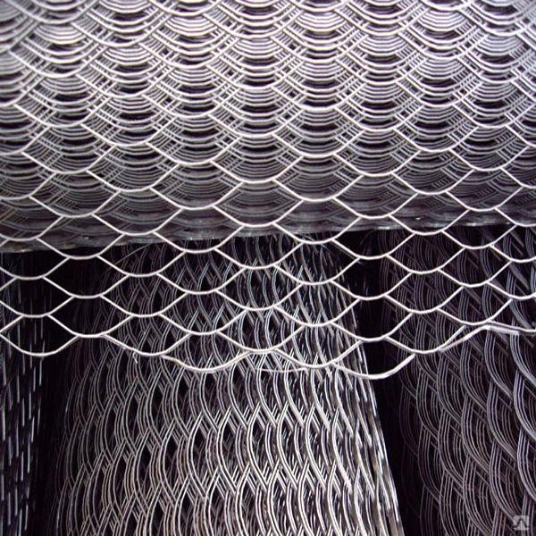 Сетка штукатурная оц.30*30 (длина 20 м,ширина 1м,толщ.0,5мм)