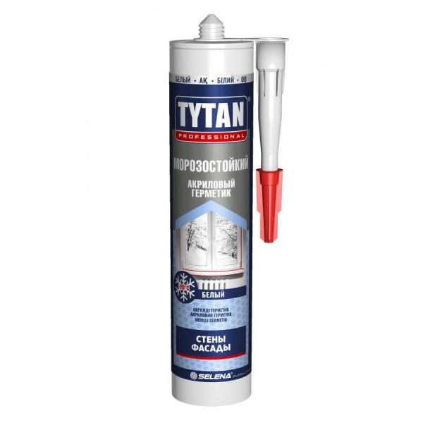 Герметик Акриловый TYTAN Professional 280мл белый