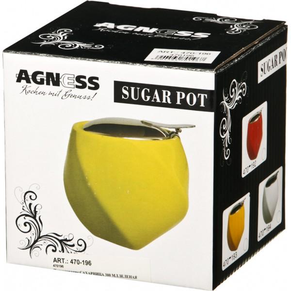 Сахарница 300мл (керамика)